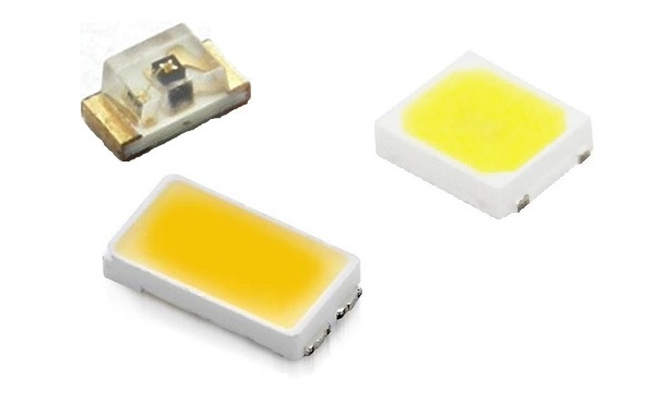 Diody LED SMD